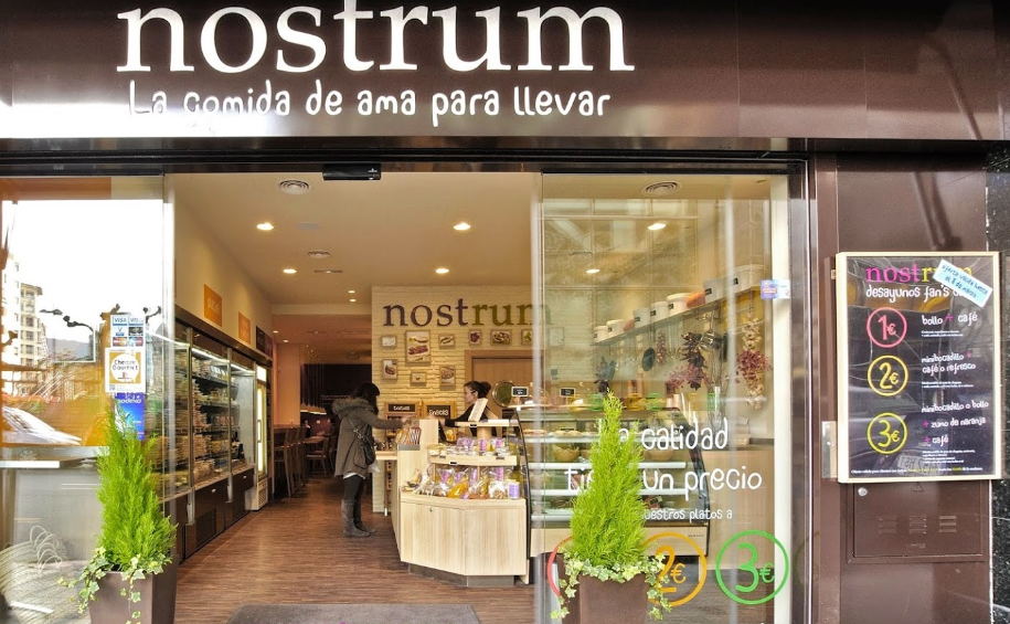 El Nostrum de Pozas / Google Maps.